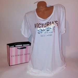 New Victoria Secret Sweet Dreams Night Gown